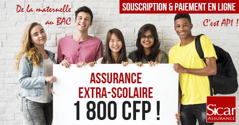 Assurance Extra-Scolaire